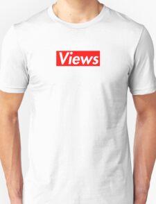 Views boxed logo Unisex T-Shirt