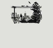 Brisbane Evening Skyline Unisex T-Shirt