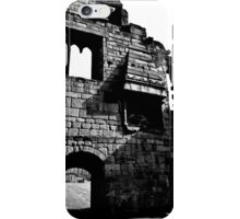 Monk Bretton Priory Fireplace iPhone Case/Skin