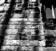 Monk Bretton Priory Gate House Sticker