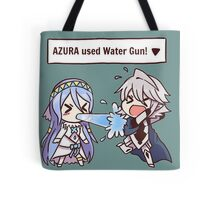 Azura used Water Gun! [Fire Emblem Fates x Pokémon] Tote Bag