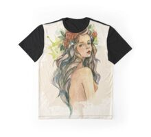 Beauty Of A Woman Graphic T-Shirt