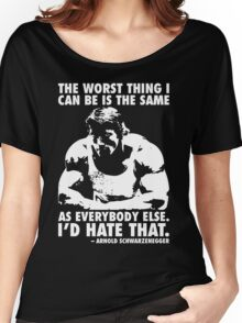 The Worst Thing Women's Relaxed Fit T-Shirt