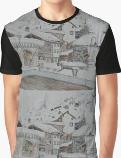 Zermatt Graphic T-Shirt