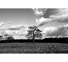 Curve Of The Earth Photographic Print