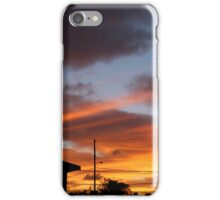 The light fights iPhone Case/Skin