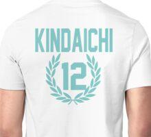 Haikyuu!! Jersey Kindaichi Number 12 (Aoba) Unisex T-Shirt