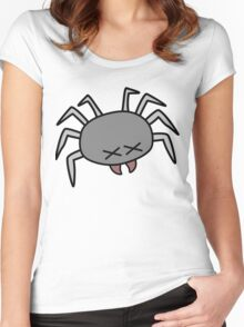 Spider Women's Fitted Scoop T-Shirt