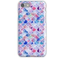 Watercolour Scales iPhone Case/Skin