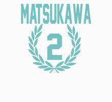 Haikyuu!! Jersey Matsukawa Number 2 (Aoba) Unisex T-Shirt