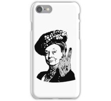 If you may Your Majesty iPhone Case/Skin