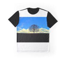 Solitary Tree  Graphic T-Shirt