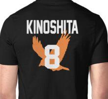 Haikyuu!! Jersey Kinoshita Number 8 (Karasuno) Unisex T-Shirt