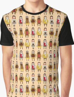 Pilots Graphic T-Shirt