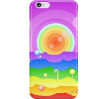 Candy world iPhone Case/Skin