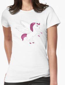 MK's Shirt (Worn) - Orphan Black Womens Fitted T-Shirt