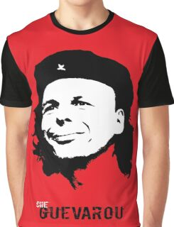 Che Guevarou Graphic T-Shirt