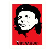 Che Guevarou Art Print