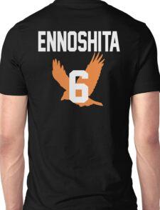 Haikyuu!! Jersey Ennoshita Number 6 (Karasuno) Unisex T-Shirt