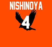 Haikyuu!! Jersey Nishinoya Number 4 (Karasuno) Unisex T-Shirt