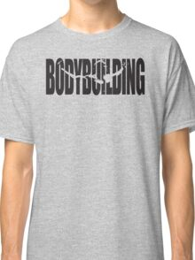 Bodybuilding (Arnold Iconic Black) Classic T-Shirt