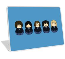 K-on Babushka Laptop Skin