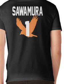 Haikyuu!! Jersey Daichi Number 1 (Karasuno) Mens V-Neck T-Shirt
