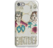 Heartbeats iPhone Case/Skin