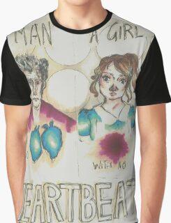 Heartbeats Graphic T-Shirt