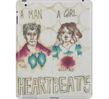 Heartbeats iPad Case/Skin
