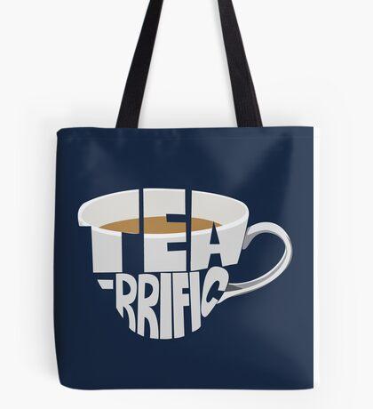 TEA-RRIFIC Tote Bag