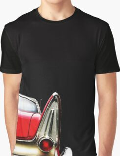 The Plymouth Fury Fin Detail Graphic T-Shirt