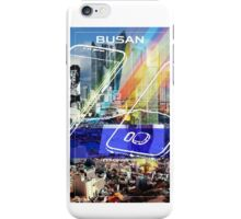 BUSAN - FASCIAPAPER by Rilwan Kujenya iPhone Case/Skin