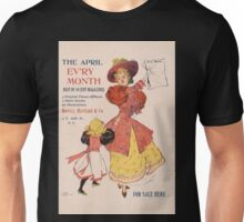 Artist Posters The April ev'ry month best of 10 cent magazines 0512 Unisex T-Shirt