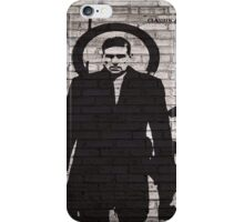 Person of Interest - Reese Plan B Graffiti iPhone Case/Skin