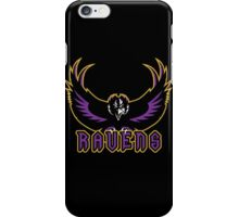 baltimore ravens iPhone Case/Skin