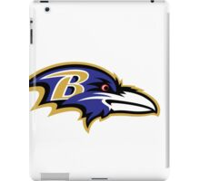 baltimore ravens iPad Case/Skin