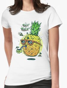 Juicy Juicy Womens Fitted T-Shirt