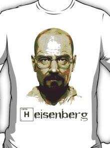 Heisenberg Vector Art Tshirt T-Shirt