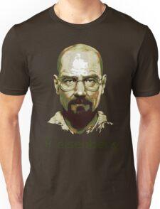 Heisenberg Vector Art Tshirt Unisex T-Shirt