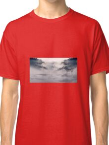 Wolves amongst the clouds Classic T-Shirt