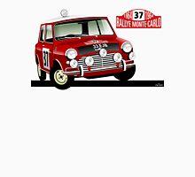 Mini Cooper 1964 Rallye Monte Carlo Unisex T-Shirt