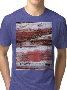 Don't get rusty! Tri-blend T-Shirt