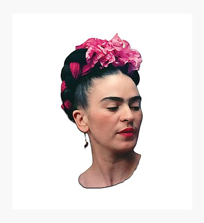 F Kahlo Photographic Print