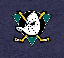 anaheim ducks Tri-blend T-Shirt
