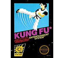 Kung Fu Photographic Print