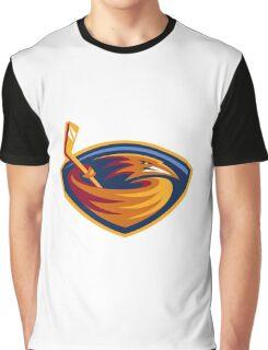 atlanta trasher Graphic T-Shirt