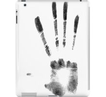 The Hand iPad Case/Skin