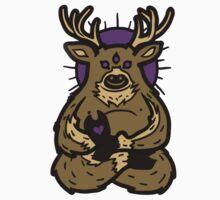 Spirit Deer Kids Tee