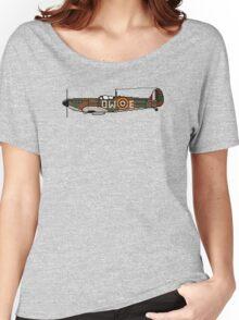 Pixel Spitfire Mk I Women's Relaxed Fit T-Shirt